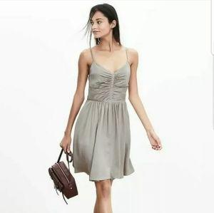 Banana Republic womens silk dress size 0
